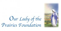 Our Lady of the Prairies Foundation logo