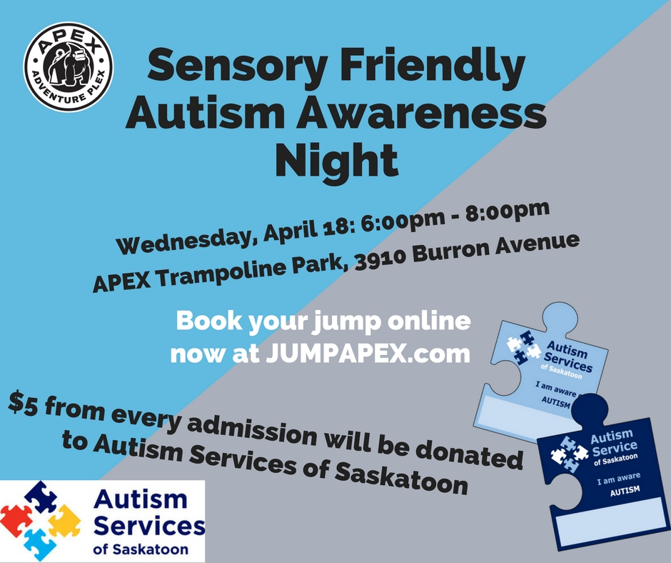 Copy of APEX Autism Awareness Night